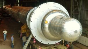 Secin - YPF Reactores Proyecto CCR Complejo Químico Ensenada