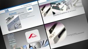 DA Diseño en Accesorios - video pantallas institucionales