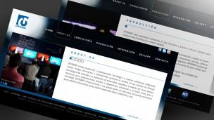 Offramp - sitio web páginas internas con texto