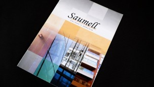 Saumell - folleto portada