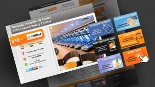 TactilTicket - detalle de oferta y banners