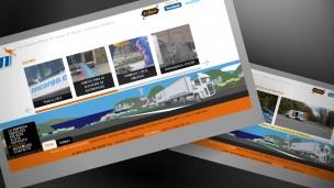 TM Cargo - sitio web galería de fotos